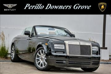2014 Rolls-Royce Phantom Drophead Coupe for sale in Downers Grove, IL