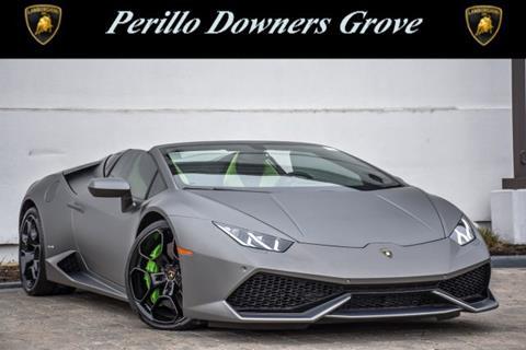 Used Lamborghini For Sale Carsforsale Com