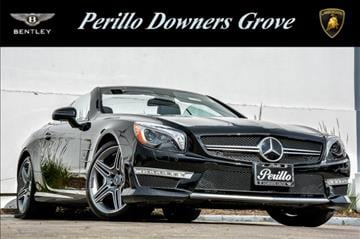 2013 mercedes benz sl class for sale for Mercedes benz downers grove