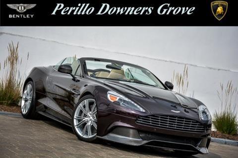 2014 Aston Martin Vanquish for sale in Downers Grove, IL