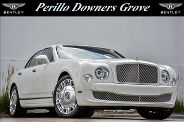 2014 Bentley Mulsanne for sale in Downers Grove, IL