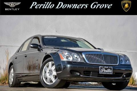 2008 Maybach 57 for sale in Downers Grove, IL