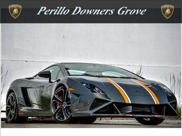2013 Lamborghini Gallardo