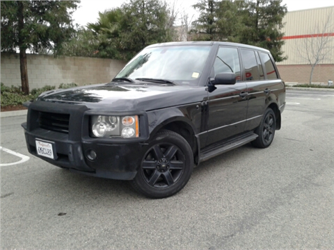 2004 Land Rover Range Rover for sale in Fresno, CA