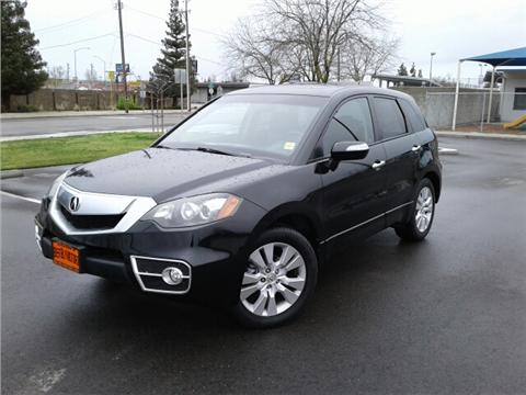2010 Acura RDX for sale in Fresno, CA