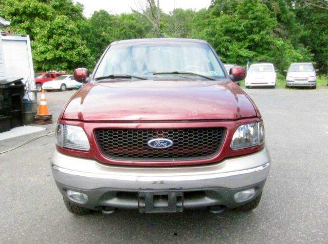 2003 Ford F-150 4dr SuperCrew XLT 4WD Styleside SB - Quakertown PA