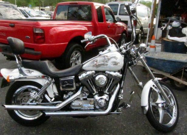 2001 Harley-Davidson Dyna FXDWG - Quakertown PA
