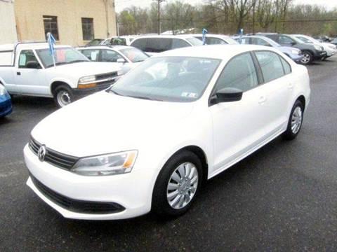 2013 Volkswagen Jetta for sale in Quakertown, PA