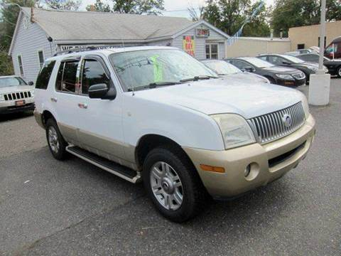 2004 Mercury Mountaineer for sale in Quakertown, PA