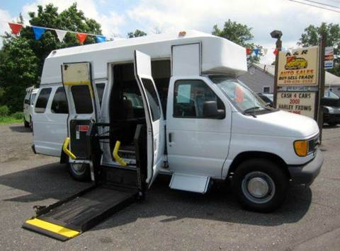 2003 Ford E-Series Cargo for sale in Quakertown, PA