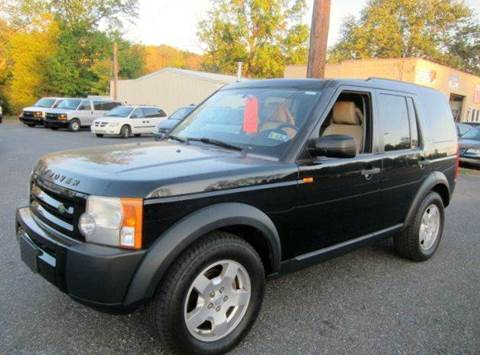 2006 Land Rover LR3 for sale in Quakertown, PA