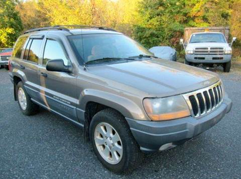 2001 Jeep Grand Cherokee for sale in Quakertown, PA