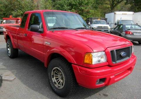 2005 Ford Ranger for sale in Quakertown, PA