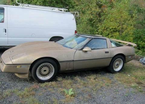 1985 Chevrolet Corvette for sale in Quakertown, PA