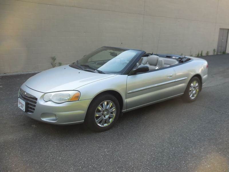 2006 Chrysler Sebring Limited 2dr Convertible - Waterbury CT