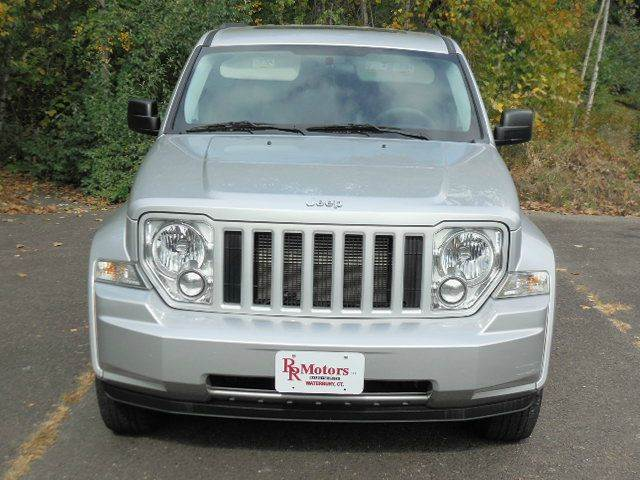 2009 Jeep Liberty 4x4 Sport 4dr SUV - Waterbury CT