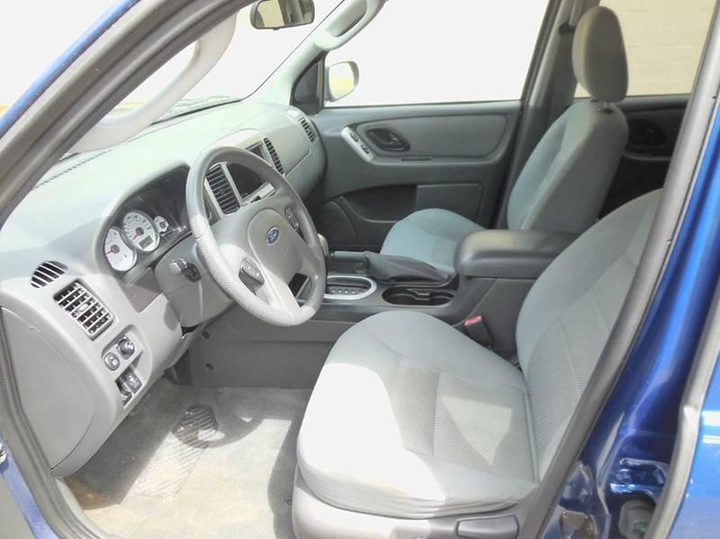 2007 Ford Escape AWD XLT 4dr SUV I4 - Waterbury CT