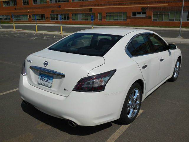 2012 Nissan Maxima 3.5 S 4dr Sedan - Waterbury CT