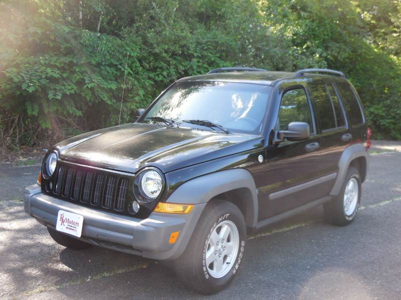 2005 Jeep Liberty Sport 4WD 4dr SUV - Waterbury CT