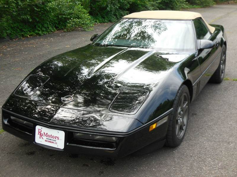 1987 Chevrolet Corvette 2dr Convertible - Waterbury CT