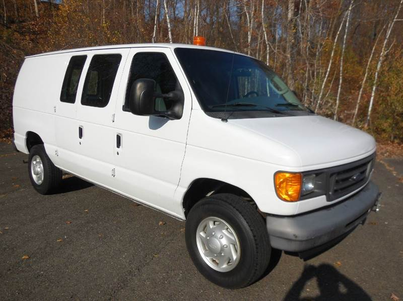 2007 Ford E-Series Cargo E-250 3dr Cargo Van - Waterbury CT