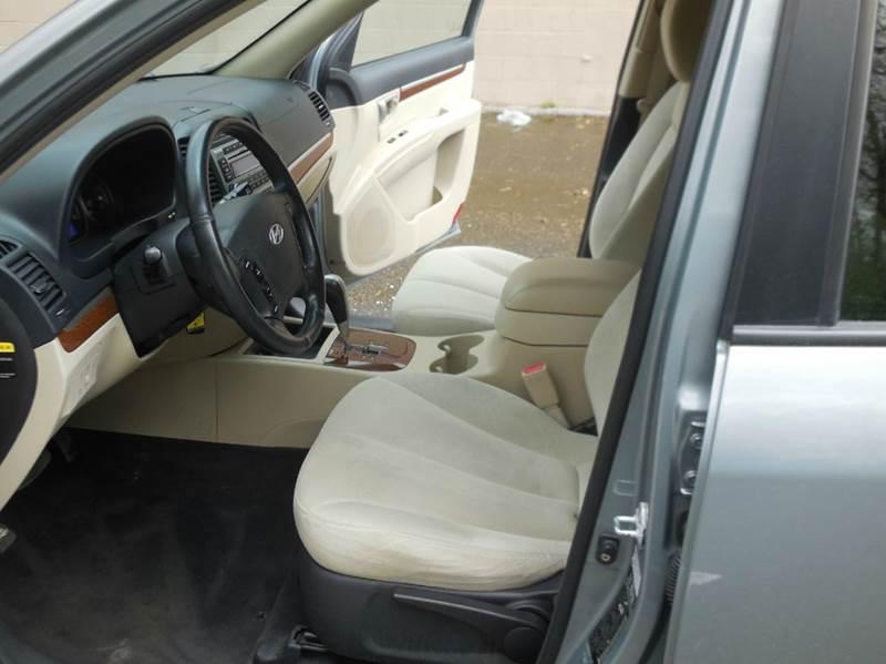 2008 Hyundai Santa Fe AWD SE 4dr SUV - Waterbury CT