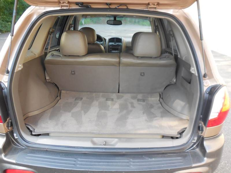 2004 Hyundai Santa Fe AWD LX 4dr SUV - Waterbury CT