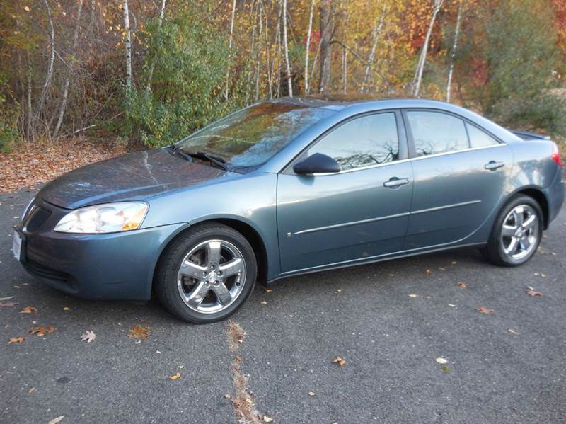 2006 Pontiac G6 GT 4dr Sedan - Waterbury CT