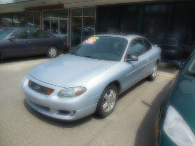 2003 Ford Escort ZX2 2dr Coupe - Waterbury CT