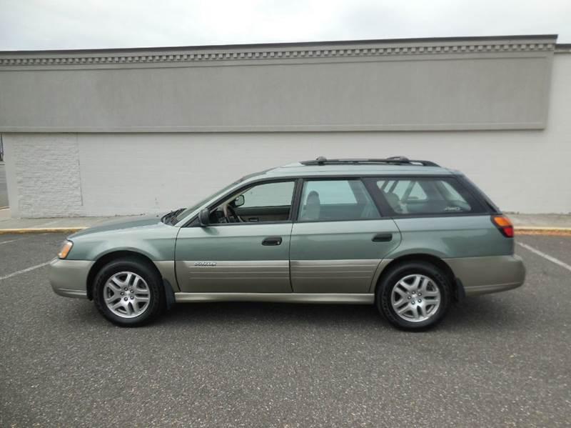 2004 Subaru Outback AWD 4dr Wagon - Waterbury CT