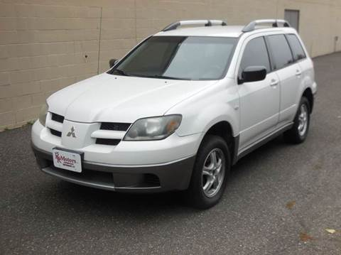 2004 Mitsubishi Outlander for sale in Waterbury, CT