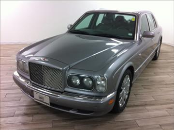 2001 Bentley Arnage for sale in Florissant, MO