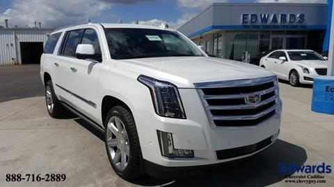 2017 Cadillac Escalade ESV for sale in Council Bluffs, IA