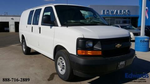 2017 Chevrolet Express Cargo for sale in Council Bluffs, IA