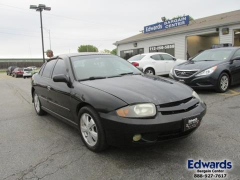 2004 Chevrolet Cavalier for sale in Council Bluffs, IA