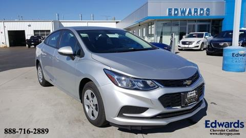 2018 Chevrolet Cruze for sale in Council Bluffs, IA