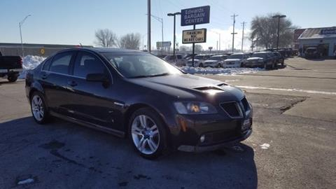 2008 Pontiac G8 for sale in Council Bluffs, IA