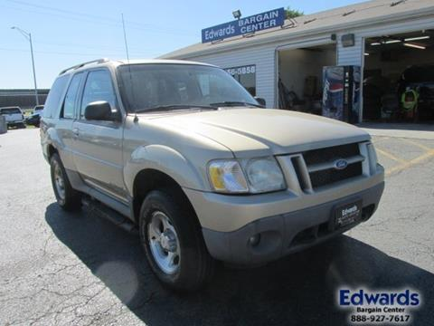 2001 Ford Explorer Sport for sale in Council Bluffs, IA