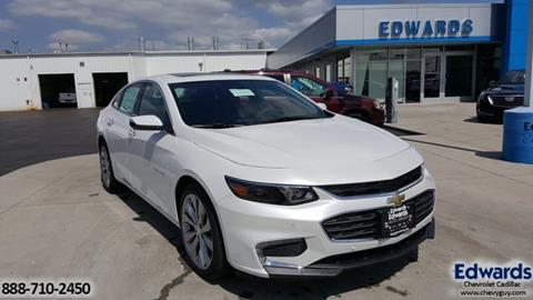 2018 Chevrolet Malibu for sale in Council Bluffs, IA