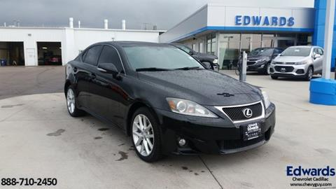 2011 Lexus IS 350 For Sale In Council Bluffs, IA