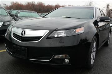 2013 Acura TL for sale in Dumfries, VA
