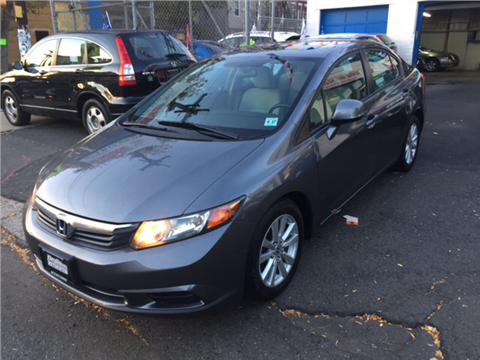 2012 Honda Civic for sale in Newark, NJ