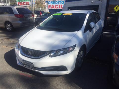 2013 Honda Civic for sale in Newark, NJ