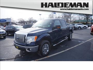 2012 Ford F 150 For Sale New Jersey Carsforsale Com