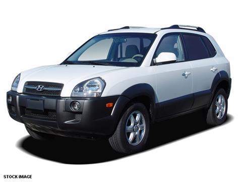 2005 Hyundai Tucson for sale in Hamilton Square, NJ