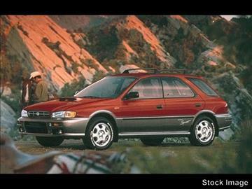 2000 Subaru Impreza For Sale Carsforsale Com