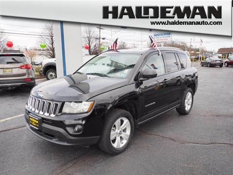 2017 jeep compass for sale in new jersey. Black Bedroom Furniture Sets. Home Design Ideas