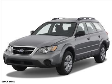 2008 Subaru Outback for sale in Hamilton Square, NJ