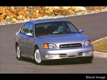 2002 Subaru Legacy for sale in Hamilton Square, NJ