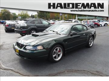 2001 Ford Mustang For Sale New Jersey Carsforsale Com